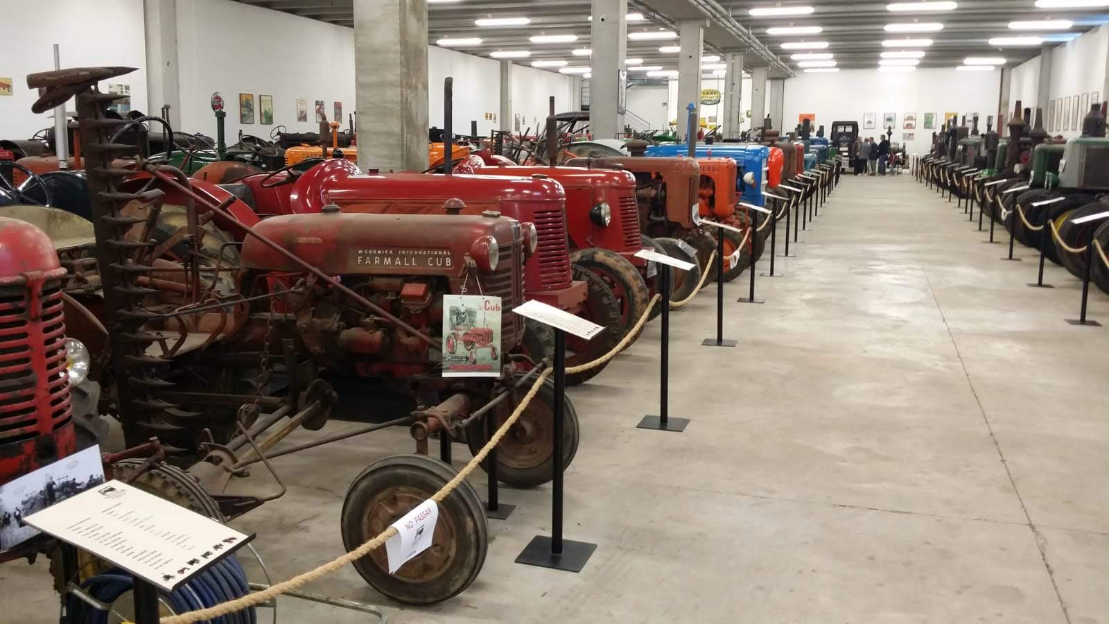 museotractor